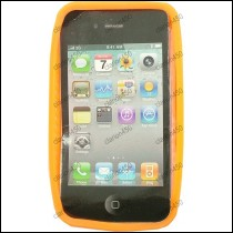 Carcasa protectoare din silicon Iphone 4G-2120