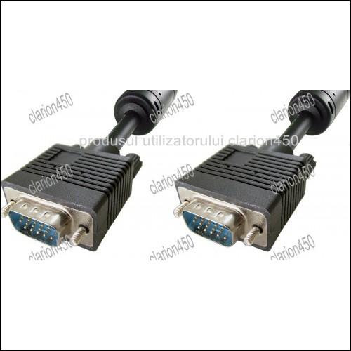 Cablu monitor,cablu VGA, lungime 1,4m-7974